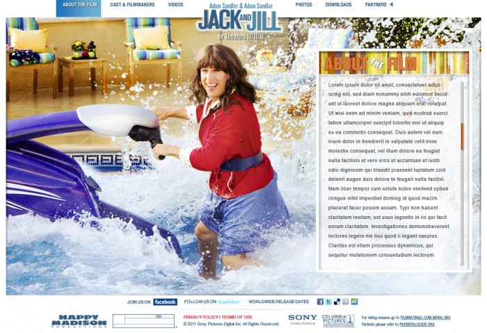 Jack and jill the movie lovejoy designs for Jack and jill free movie