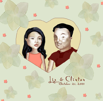 Wedding CD Covers