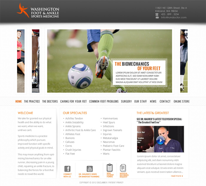 Washington Foot and Ankle Sports Medicine