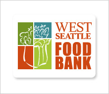 West Seattle Food Bank Identity